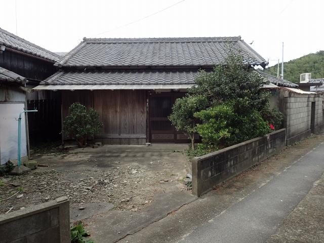 榎列上幡多 古民家木造平屋(畑付き)