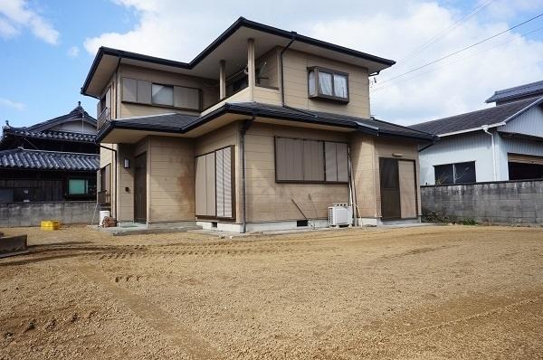 松帆慶野 木造2階建