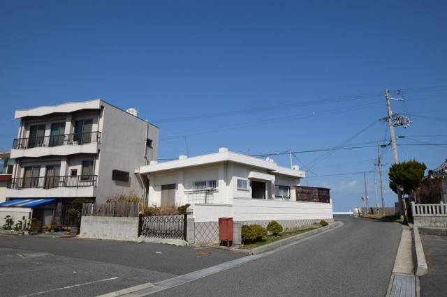 阿那賀 鉄筋コンクリート 平屋