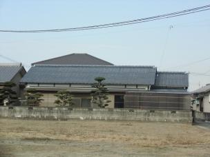榎列松田 木造平屋