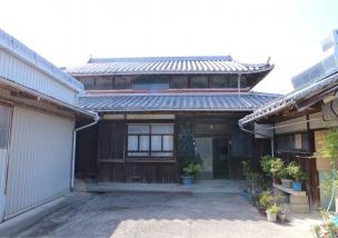 志知奥 木造平屋および鉄骨造2階建